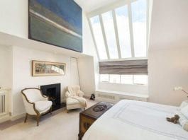 Sculpting a Residence – Redcliffe Road, London, SW10 9NQ – £5.45 million ($6.6 million or €6.1 million) – Strutt & Parker – Former home and studio of sculptor Alice Lindley-Millican