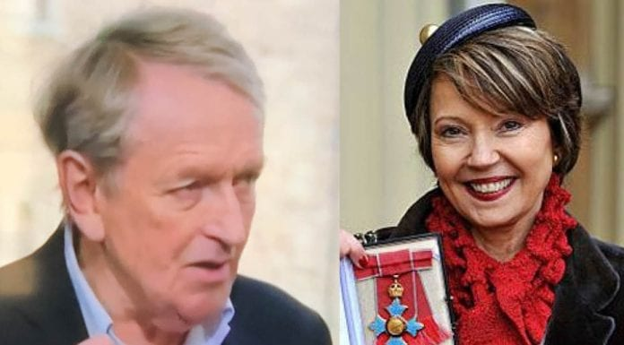 Meddling Meyers on May – Sir Christopher Meyer supports the PM – Theresa May's sinking ship has few left onboard; when all you've got are the meddling Meyers, you should know your time is up.