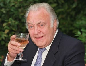 Sir Donald Sinden FI 1