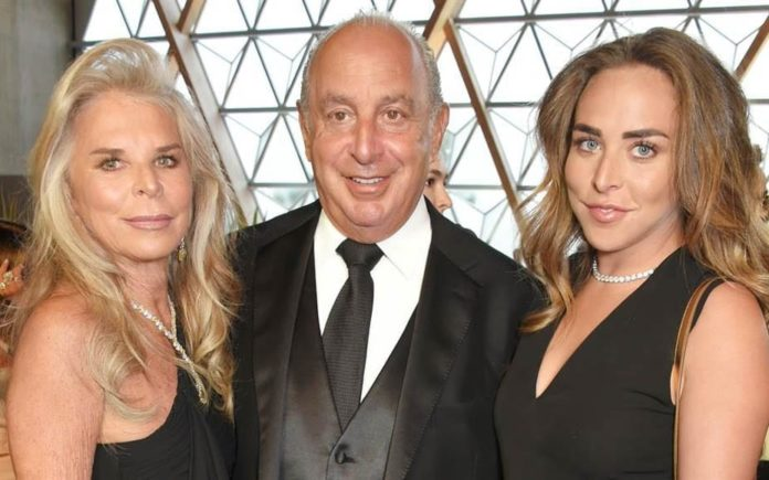 Sex & Sir Shifty – Sir Philip Green named for sexual harassment