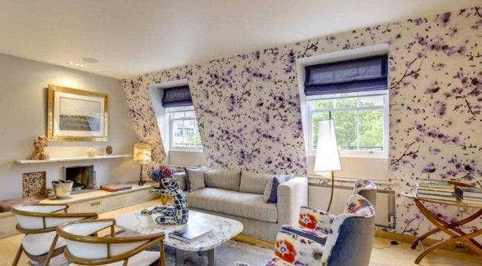 A Slumping Square – Flat K, 1 Eaton Square, London, SW1W 9DA, United Kingdom – For sale through Savills for £1.925 million ($2.483 million, €2.178 million or درهم9.121 million) with 16 years left on lease. Paedophile politician Lord Boothby lived in the building until his death.