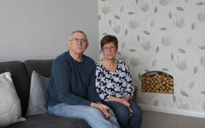 Soggy Sofas, Maddening Mirrors and Civic Vacuum Cleaners – Examples of the worst kind of 'Angry People in Local Newspapers' and the most irrelevant of stories – Glenn and Gwen Harper of Horden, County Durham