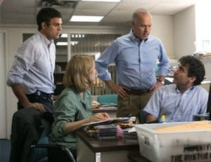 """Putting May under the Spotlight – """"Skin-prickling"""" 'Spotlight' is a film that has again highlighted that child abuse should not be swept under the carpet"""