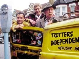 Tax in Post – 1968 Reliant Regal, registration BWC 94F – Used in BBC TV series Only Fools and Horses, episode in Monaco – Del and Rodney – Offered with no reserve by Silverstone Auctions at their NEC Classic Motor Show sale on 11th and 12th November with no reserve.
