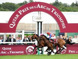 Touting The Arc – The Tout's tips for the Qatar Prix de l'Arc de Triomphe 2015. Be sure to watch Found, Golden Horn and Teve this year.