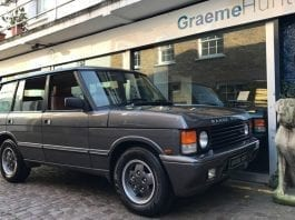 The Best 4x4xFar – 1993 Land Rover Range Rover Classic Vogue LSE 4.2-litre – For sale through Graeme Hunt for £42,500 ($54,800, €50,100 or درهم201,200) – Immaculate classic Range Rover