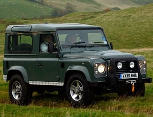 The Land Rover Defender forever will be The Best 4x4 By Far FI 1