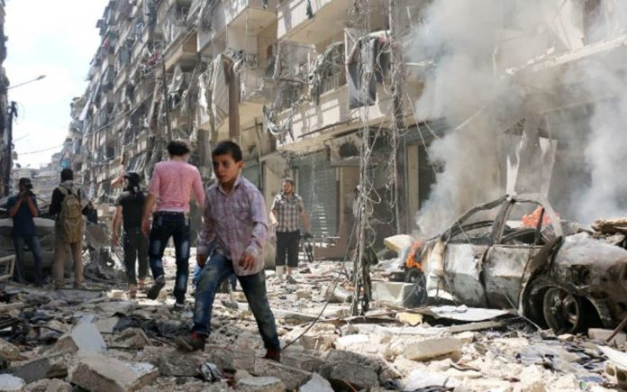 The Price of Doing Nothing – Matthew Steeples suggests George Osborne was entirely right to criticise the West's failure to act over Aleppo yesterday