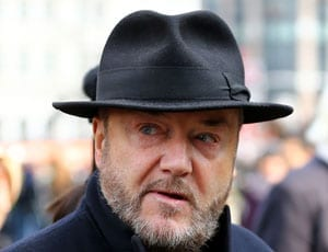 The gall of Galloway FI 1