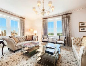 The king of rentals - 39th floor, The Pierre Hotel, 2 East 61st Street, New York, United States of America - Most expensive rental - £327,000 per month