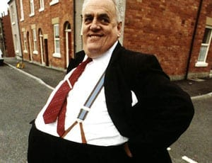 The late Sir Cyril Smith FI 1