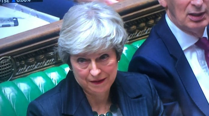 Bring Her Down – Theresa May must JUST GO – Matthew Steeples calls for Theresa May to follow her resigning ministers and JUST GO