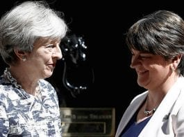 DUPed – Theresa May's deal with the DUP's Arlene Foster is dangerous, irresponsible and about nothing other than her personal quest for power.