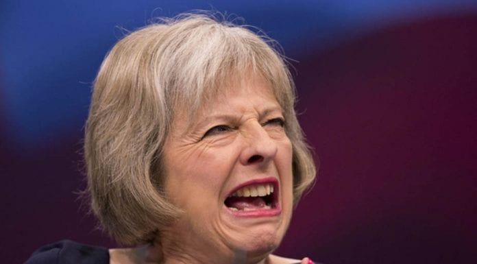 When Shall We Three Meet Again? Theresa May must go now – As Theresa May hangs on in spite of yesterday's defeats, we ask: 'How much longer can this kitten heeled harbinger of disaster hang on?'
