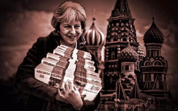 Moron of the Moment – £135k diner Lubov Chernukhin – Lubov Chernukhin proves herself to be the most dimwitted person on the planet in paying £135,000 for dinner with Theresa May.