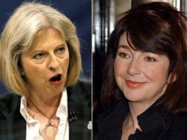 Going by God – After claiming she's lead by God over Brexit, Theresa May bizarrely gets the backing of Kate Bush