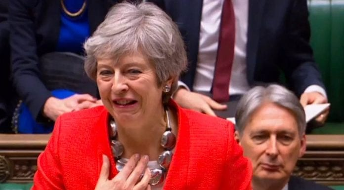 The Voice – Croaky voiced Theresa May needs to be put out to pasture – Matthew Steeples feels sympathy for croaky voiced Theresa May but suggests we'd be better off if this ill woman was relieved of her duties.