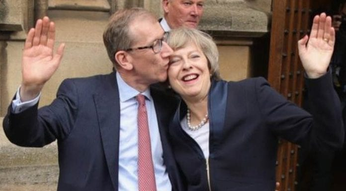 """Theresa's Timing – Theresa May proves she has no idea about timing – As Theresa May proves she has no idea of the concept of """"when the time is right"""", we join those suggesting now is the time that she must go."""