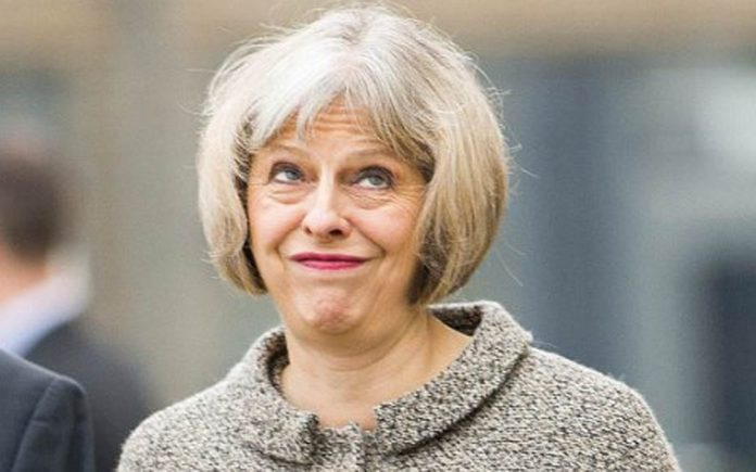 Theresa's Trumped – Theresa Trump got it so wrong and should go – Blundering bin bag Conservative leader Theresa May will form a minority government today, but it won't last; the nation want her and her nasty party gone