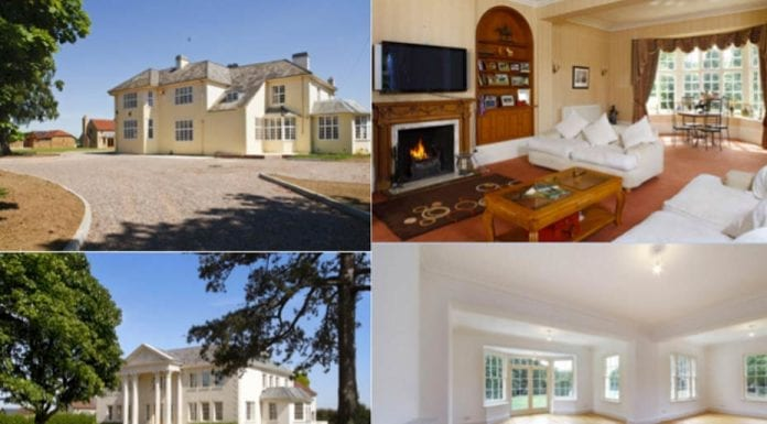 Over-Engineered – Threshers House, Hobbs Cross Road, Matching, Threshers Bush, Magdalen Laver, Harlow, Hastingwood, Essex, CM17 0NP – For sale for £5.4 million ($6.7 million, €6.3 million or درهم24.8million) through Beresfords