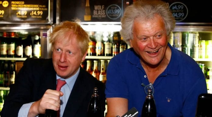 Wally of the Week – Tim Martin should be ashamed of his beer mats – JD Wetherspoon's should be punished for spending nearly £100,000 on pro-Brexit beer mats at the behest of Tim Martin.