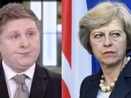 Turncoat Tory Predicts Troubles for Theresa – Andre Walker on #GE2016 – Scandal prone Tory activist turned Jared Kushner employed journalist Andre Walker claims Theresa May is fearful of electoral disaster due to MPs from her party likely being jailed.