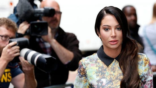 Tulisa Contostavlos is keen to see tougher regulation of the media and investigative journalism 1