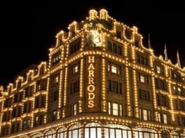 """Overheard - 1st December 2015 - """"What is Harrods?"""" - A question that is not heard often in Knightsbridge (or anywhere else for that matter)"""