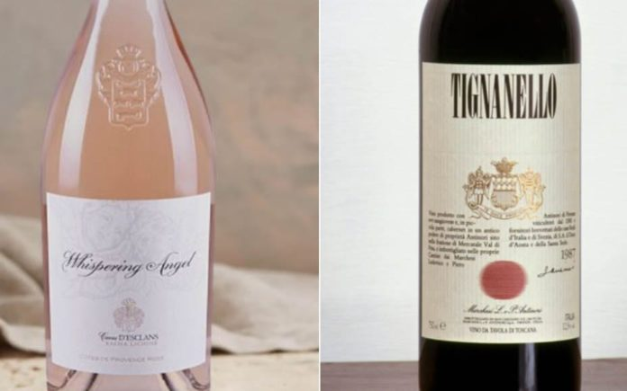 Tiggers & Angels – Pretentious wines: Tignanello and Whispering Angel – New wine tribes identified as 'Tiggers' and 'Angels' reports Matthew Steeples; both are to be avoided at all costs.