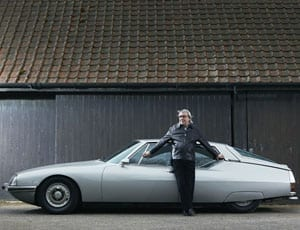 Wyman's Majesty - Former Rolling Stones bassist Bill Wyman sends his 1971 Citroën Maserati SM to auction with a guide price of just £35,000 to £40,000