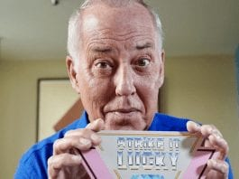 "Strike It Corona – Shameless Michael Barrymore plays on Instagram – As he plays 'Strike It Lucky' on Instagram during the coronavirus lockdown, we ask: ""Is there nothing that Michael Barrymore won't do to seek a return to fame?"""