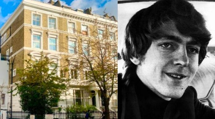 Blown Out Cheap In Chelsea – Cheap studio flat in Chelsea, SW10 – First floor flat in Redcliffe Gardens, Chelsea, London, SW10 for sale for just £150,000 in spite of having a 61 year lease; the street was made famous in The Beatles song 'A Day in the Life' – Offered by May & Co.
