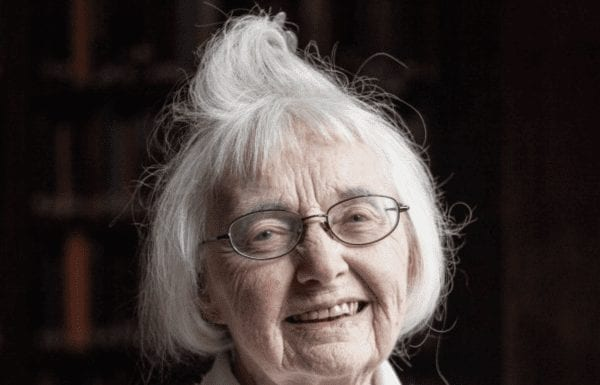 """Barbara Smoker (1923 – 2020) – A promoter of """"causes many of us now take for granted,"""" Catford born campaigner and humanist activist Barbara Smoker believed in surviving """"on her wits"""" and """"making an extra bit on the horses."""""""