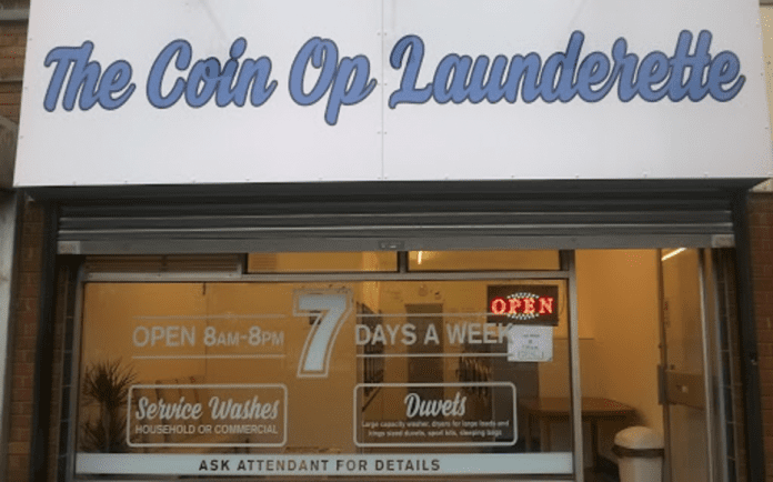 Horrified of Haddenham Takes a Spin – A Question of Cash – 'Horrified of Haddenham' Garry May gets taken to the cleaners – and then quite literally put through the launderette's washing machine.