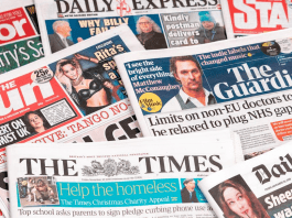 Save The Free Press – The future of newspapers in the UK is bleak – As #SaveTheSunNewspaper trends on Twitter, an analysis of the sorry state of the British press should act as a wake-up call to our nation suggests Matthew Steeples.