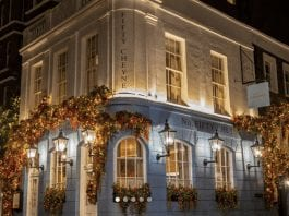 """Simplifying Sunday – No. Fifty Cheyne, 50 Cheyne Walk, Chelsea, London, SW3 5LR offers Sunday lunch at home – Chelsea favourite No. Fifty Cheyne is now offering its Sunday lunch menu """"in the comfort of your own home… with only very little further cooking needed"""""""