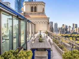 Punting a Penthouse – £39.7 million ($49 million) for Andrew Barron Worden owned Penthouse 34/35, 50 Central Park South, New York, NY 10019, United States of America through Christie's International Real Estate. Reduced from £77 million ($95 million) through Halstead Property; it's currently home to an Argentine tango dancer whom moonlights as a financier.