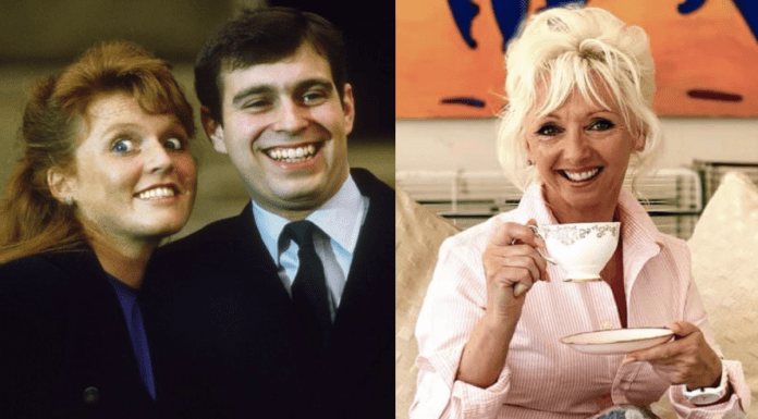 Mixed Up McGee – Debbie McGee gets confused about Prince Andrew – Dippy Debbie McGee yet again confirms her status as the ultimate airhead in boasting about her connections to 'Randy Andy' and is met with a denial from a royal source.