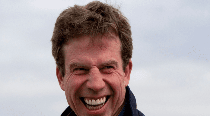 Hero of the Hour – Racehorse trainer Jamie Osborne goes viral – Queen Mother's favourite champion jockey turned trainer turns the 'Valley of the Racehorse' that is Lambourn alive with the sound of music and viral videos during COVID-19.
