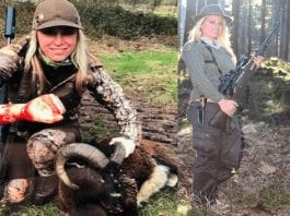 "Moron of the Moment – Sheep shooter Larysa Switlyk – ""Bitch of the first order"" Larysa Switlyk takes to Instagram during the coronavirus lockdown to brag about her latest massacres; this moronic monster previously paid to shoot sheep in England."