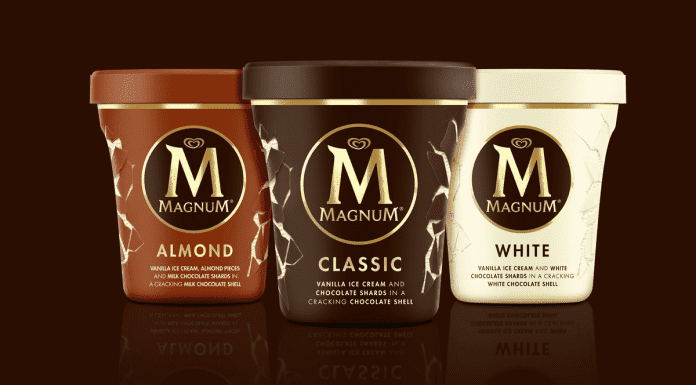 """A Magnum Muckup – Health and safety busybodies recall Magnum ice cream – Unilever ludicrously forced to """"urgently"""" recall Magnum White ice cream because it contains MILK."""