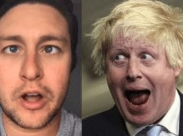 Disciplining BoJo – Tony Discipline tears up Boris Johnson – Actor Tony Discipline amusingly tears up Boris Johnson's 'Stay Alert' coronavirus lockdown revision statement.