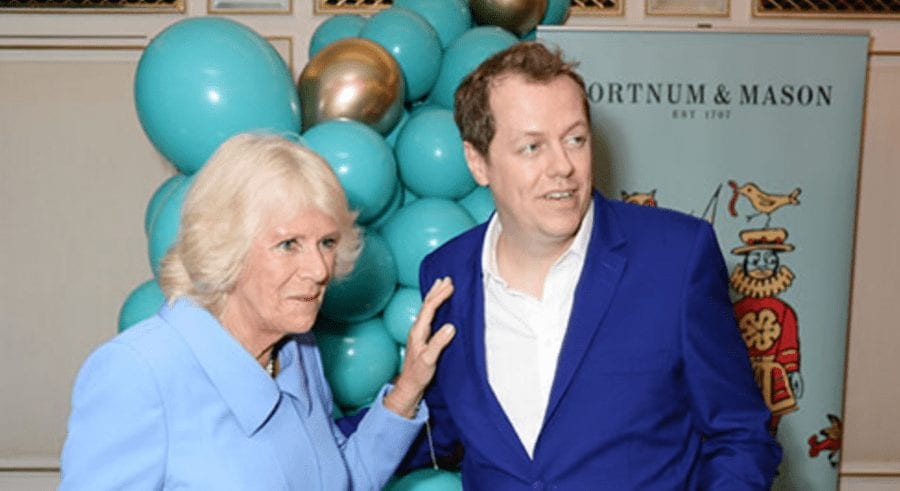 """Hancock gets a Brenda-ering – Tom Parker-Bowles with William Sitwell – Restaurant critic Tom Parker-Bowles does a 'Brenda from Bristol' in suggesting Health Secretary Matt Hancock's telly box appearances """"drive him mad"""" on William Sitwell's 'Biting Talk'"""