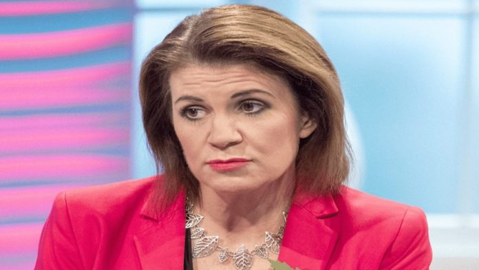 Moron of the Moment – Julia Hartley-Brewer – In her crass comments about a right-wing thug who relieved himself by the memorial to PC Keith Palmer, the constable murdered in the 2017 Westminster attack, Julia Hartley-Brewer simply made a prat of her stupid self.