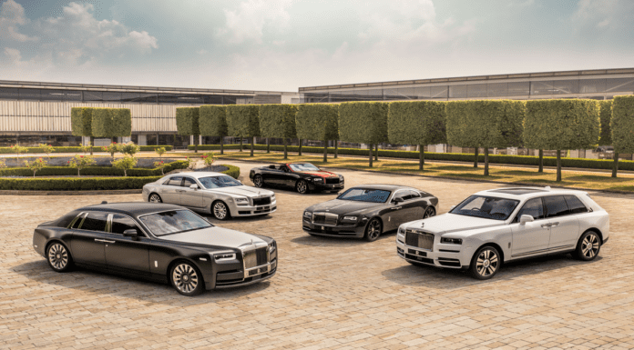 Rolls-Royce isn't Rolls-Royce but it is Rolls-Royce – Rolls-Royce issues a press release to try and stop the media mistakenly saying they are Rolls-Royce; they want to highlight the difference between PLC and Cars.