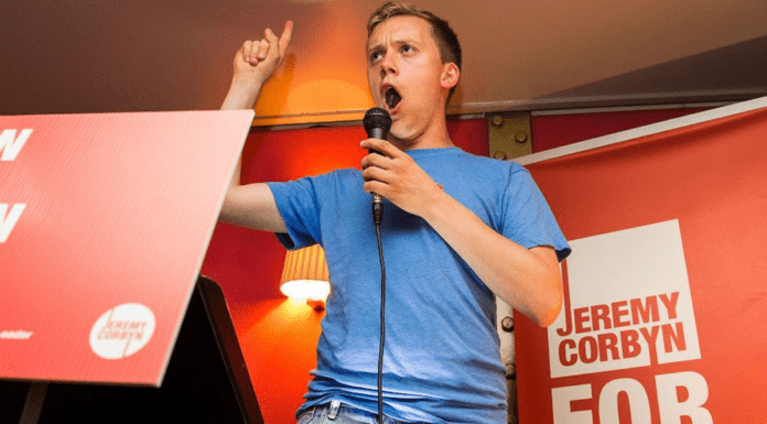 Moron of the Moment – Owen Jones – Owen Jones has yet again proven himself to be nothing but a self-indulgent berk in banging on about 'cancel culture' and the right 'playing the victim' card.