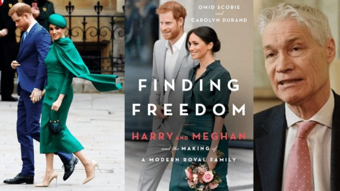 "Moaning MeGain – Richard Kay perfectly sums up 'Finding Freedom' – In describing 'Finding Freedom' as a ""whole sorry saga"" Richard Kay is spot on suggests Matthew Steeples."