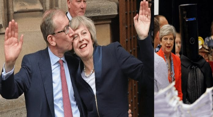 """Titles for the Boys and Girls – Elevation of Sir Philip May – Giving a knighthood to Philip May for """"political services"""" is absolutely preposterous given his firm's dubious connections; instead Count Binface would have been a better recipient."""