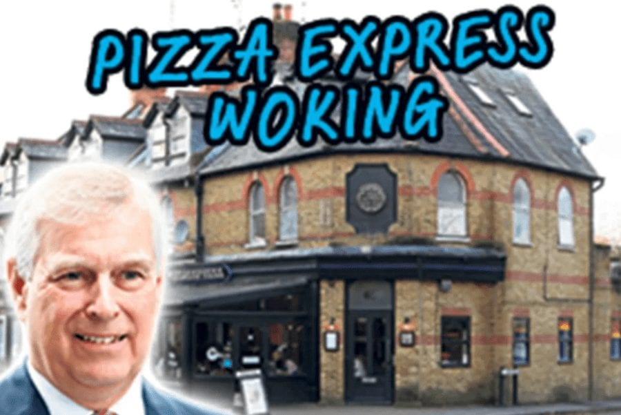 Randy Andy's Last Stamp – Prince Andrew postcards discontinued – As the Queen stops selling postcards featuring Prince Andrew, an online card printer has started selling ones of the late Jeffrey Epstein's friend 'Randy Andy' with a rather controversial caption