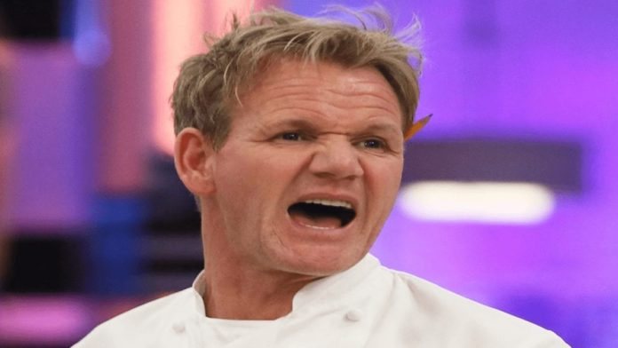 Moron of the Moment – Gordon Ramsay flogs burgers for £80 a pop – That Gordon Ramsay thinks it acceptable to start selling burgers at £80 a pop at a time of economic meltdown confirms him as a cretin.